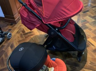 Cybex Stroller and Car Seat