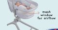 Chicco baby hug 4 in 1 (air stone) and baby hug meal (time kit)