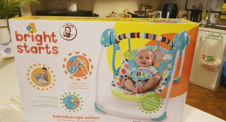 Baby Seat and Swing