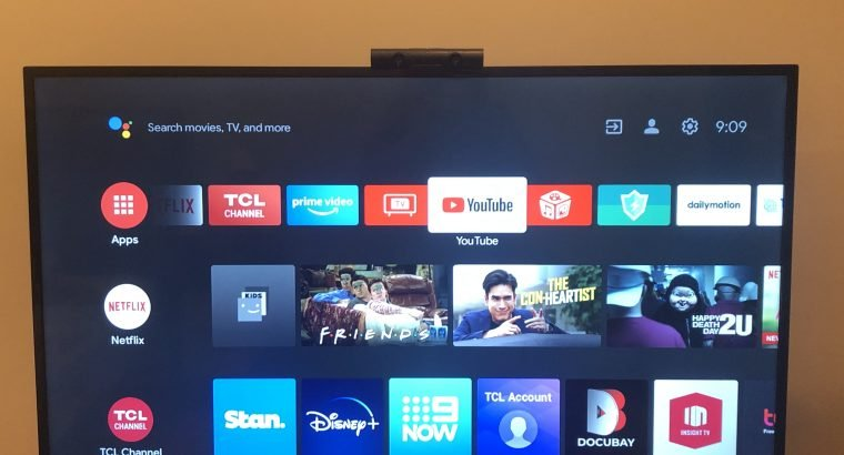 TCL 50 inches Android TV