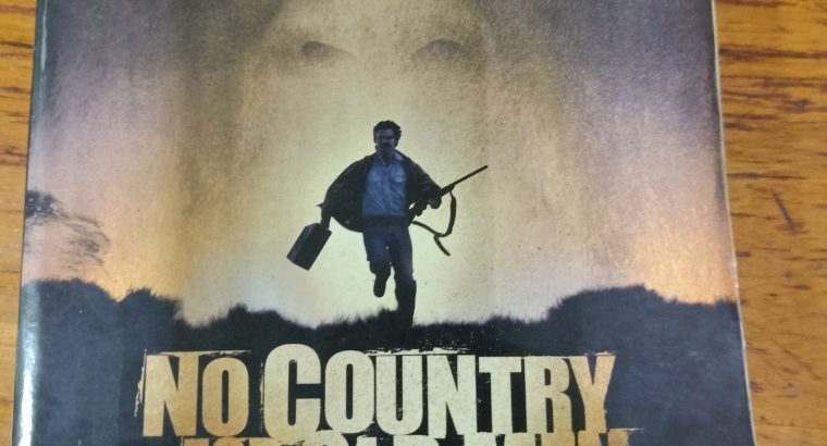 No Country for Old Men – Cormac McCarthy