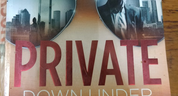 Private Down Under – James Patterson
