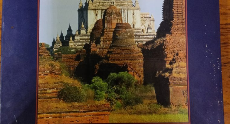 Pagan Art and Architecture of Old Burma – Paul Strachan